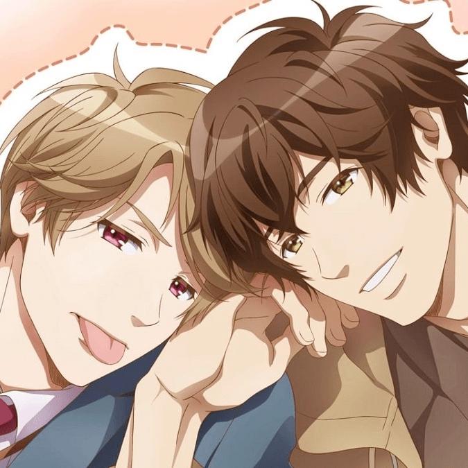 Dokončen překlad BL anime filmu Yes ka No ka Hanbun ka