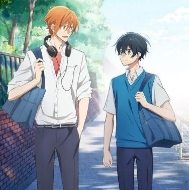 BL anime Sasaki to Miyano se dočkáme v příštím roce UPDATE
